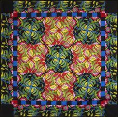 Jane Sassaman's fabric