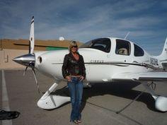 Cirrus Airplane