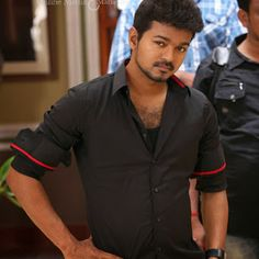 Actor Vijay Latest HQ Gallery in Jilla