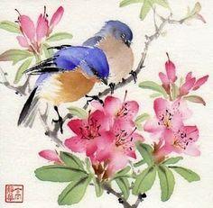 Jinghua Gao Dalia - Brush Magic: November 2010