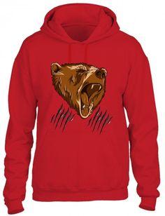 Bear Hoodie