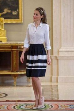 A New Stylish Princess to Be Obsessed With: Meet Princess Letizia (And Her Fabulous Wardrobe)