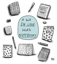 And pens. :)
