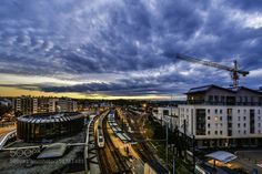 Annecy Train Station by AKarsu