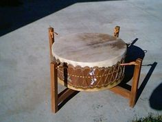 I WANT THIS decorative drum,designed drums,Native American pow wow drum,suspended drum,funiture drums Native American Decor, Native American Indians, Native Americans, Pow Wow, My Heritage, Drums, Nativity, 3d Printing, Sweet Home