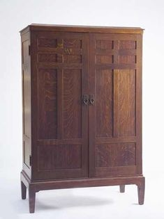 craftsman style bedroom furniture. Superb 20th C Gustav Stickley Labeled Two Door Armoire With Paneled Doors ·  Craftsman DecorCraftsman FurnitureCraftsman StyleBedroom Craftsman Style Bedroom Furniture