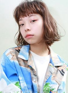 アッシュベージュ×ボブ【DECO】http://beautynavi.woman.excite.co.jp/style/detail/52643?pint≪ #bobhair #bobstyle #bobhairstyle #hairstyle・ボブ・ヘアスタイル・髪型・髪形 ≫