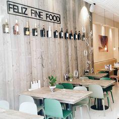 Hotspot Groningen, The Netherlands, restaurant Feliz Fine Food
