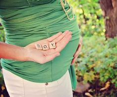 Photos I love / cute announcement picture!