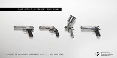 Environmental Protection Authority: Hand guns