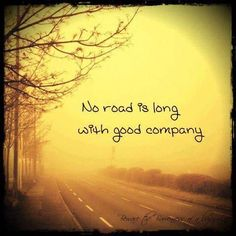 Maybe, it's just the journey, you know? <3