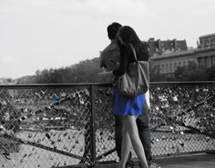 #Paris ville des amoureux, mais connaissez vous le célèbre #Pont des #Arts ?