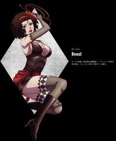 Black Butler: Book of Circus ~~ Beast