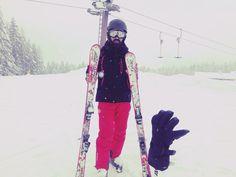 Skiing ⛷🎿 Skiing, Boots, Winter, Fashion, Ski, Crotch Boots, Winter Time, Moda, Fashion Styles