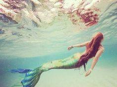 ¡Te envidio Ariel!