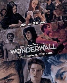 Wonderwall, Books, Movies, Movie Posters, Instagram, Libros, Film Poster, Book, Films