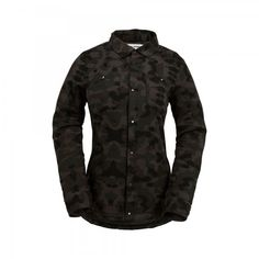 Inyoh Insulated Flannel - Women - Snow