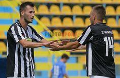 Juventus a învins cu 3-0 pe Dacia Unirea Brăila