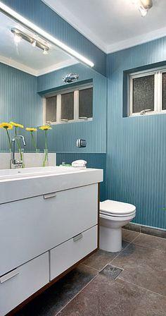 Um item simples e fundamental: Quem vive sem um espelho no banheiro, não é ? Por isso ele merece um post! Além da funcionalidade, ele ajuda a iluminar,  dá maior sensação de espaço e embeleza, podendo ser o ponto focal do banheiro ou lavabo.