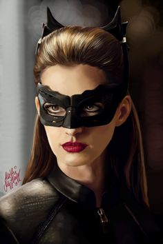 Anne Hathaway was the best Catwoman!!
