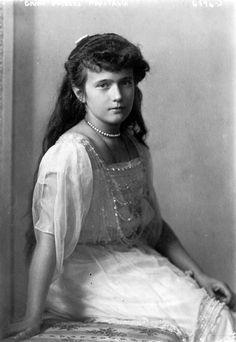 (1914) Grand Duchess Anastasia Nikolaevna of Russia