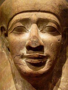 Anthropoid Coffin of Iret-hor-irou. Ancient Egypt Art, Ancient History, Egypt Mummy, Egyptian Mummies, Japanese Dragon Tattoos, Egyptian Tattoo, Sacred Art, African American History, Stone Art