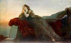 1. She is very loyal to Odysseus because she waited for as long as it took for him to come home.