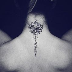 Lovely Tattoo / Beau Tatouage