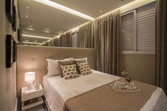 Suite apartamento de 2 dormitórios do Follow