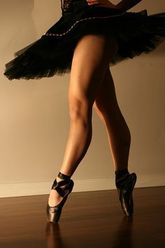 this is beautiful!!!!! black shoes black tutu. and the lighting is perfect. I love it