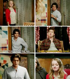 Ofe is life lol a scene from finding carter