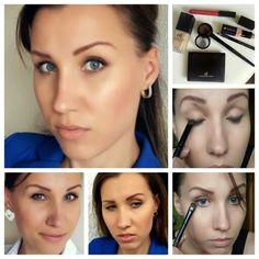 Business make-up short photo tutorial
