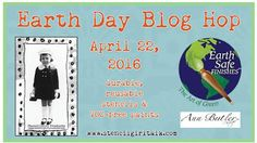 today we, as part of Earth Safe Finishes are hopping along with Stencil Girl to celebrate Earth Day. Girl Blog, Stencils, Corner, Diy Projects, Earth, Free, Handyman Projects, Templates, Handmade Crafts