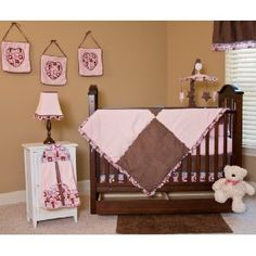 Baby Girl Bedroom Ideas Camo pink camo crib bedding - 9pc pink army camouflage baby girl