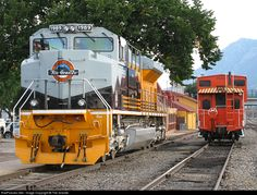 RailPictures.Net Photo: UP 1989 Union Pacific EMD SD70ACe at Colorado Springs, Colorado by The Grande