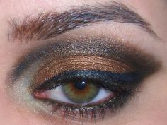 The Lion King: Scar Inspired http://www.makeupbee.com/look_The-Lion-King-Scar-Inspired_34211