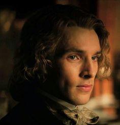 The Happy Prince_ Colin Morgan as Bosie