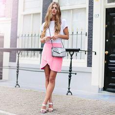 20 ideas de como combinar el rosa | Moda Mckela | Mckela