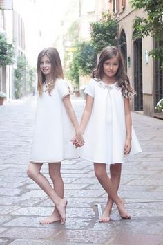 Pamilla spring summer 2017 from Pitti Bimbo to Milan - Fannice Kids Fashion Fashion Kids, Spring Fashion, Girl Fashion, Fashion Dresses, Fashion Tights, Mode Outfits, Girl Outfits, Child Models, Baby Models