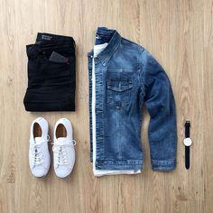 WEBSTA @ mrjunho3 - Loving the chilly LA morning/evenings. Please stay this way for a few more weeks!Jacket: @dresslilyJeans: @uniqlo Miracle AirShoes: @converse x Jack Purcell Tumbled Leather LowtopWatch: @danielwellingtonWallet: @wurkinstiffsinc•••••••#menstyle #wiwt #mensfashion #bananarepublic #forever21 #gap #asos #hm #clubmonaco #jcrew #zara #expressmen #armaniexchange #adidasnmd #uniqlo #ootd #japanesestyle #streetstyle #menswear #adidasoriginals #minimal #urbanwear #streetfashion…