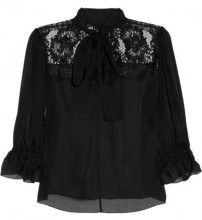 http://hollyrotic.mybigcommerce.com/dolce-gabbana-silk-blend-chiffon-and-lace-pussybow-blouse-550/  $550