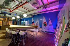 Google office by Camenzind Evolution & Setter Architects & Studio Yaron Tal, Tel Aviv office
