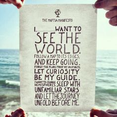 Always looking for that next dose of travel inspiration. This is what's motivating me this week!