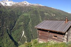 Check out this awesome listing on Airbnb: Old barn Val d'Herens 1600 m Valais in Saint-Martin