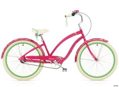 I'd love a bike and Electra Bikes makes some amazing bikes.