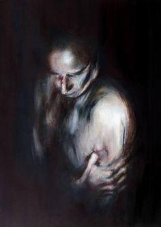 """Saatchi Art Artist Patrick Vandecasteele; Painting, """"Untitled"""" #art"""
