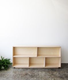 Plywood Bookcase See more The mahogany was 7 Sheet The Home Depot Remodelista Why buy when you can DIY Plywood that has a hardwood veneer Plywood Bookcase, Low Bookshelves, Crate Bookshelf, Book Shelves, Kitchen Shelves, Plywood Furniture, Furniture Design, Plywood Floors, Furniture Plans
