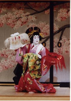 Today, kabuki is the most popular of the traditional styles of Japanese drama—and its star actors often appear in television or film roles.