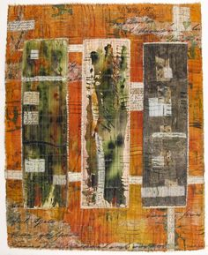 Mendocino AIR | Blog » Deborah Fell Art Quilts