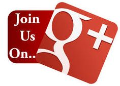 Join our circle on Google+....we're hoping to see you there!